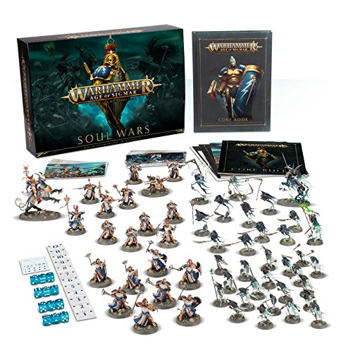 Warhammer Age of Sigmar: Soul Wars by Games Workshop