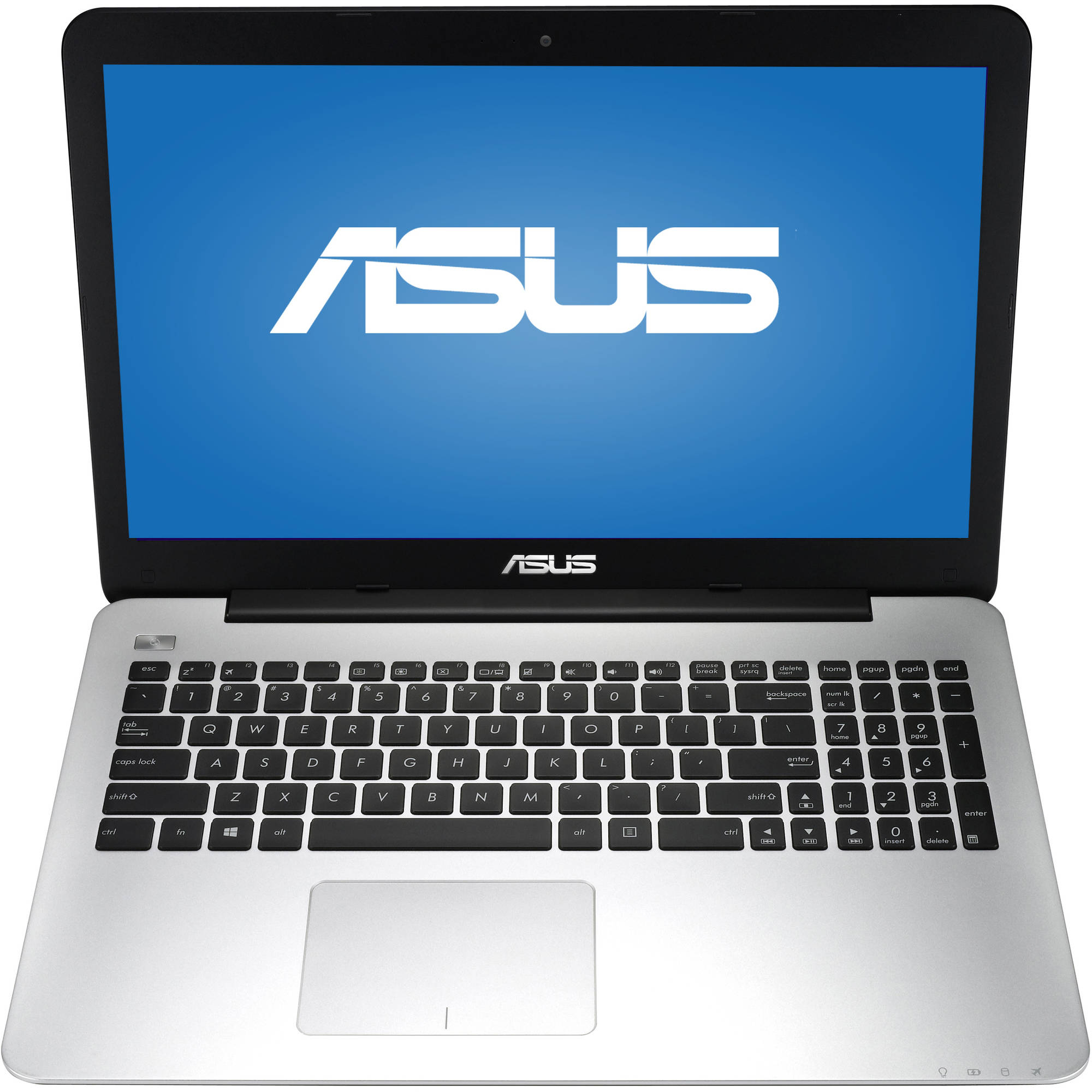 "ASUS Black 15.6"" X555LA Laptop PC with Intel Core i7-5500U Processor, 6GB Memory, 1TB Hard Drive and Windows 10"