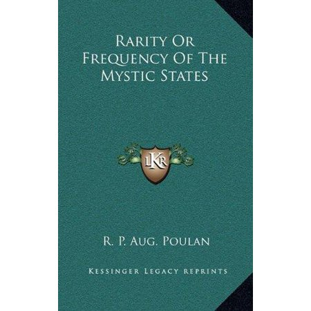 Rarity or Frequency of the Mystic States - image 1 of 1