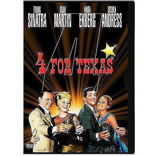 4 for Texas [Repackaged]