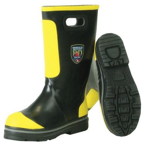 FIRE-DEX FDXR100-10 Shoe-Fit Fire Boots,Mens,10M,PR G7697593