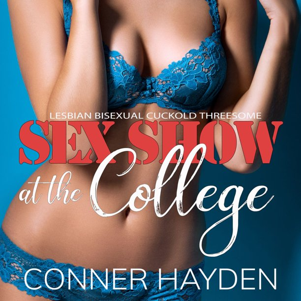 Sex Show at the College - Audiobook