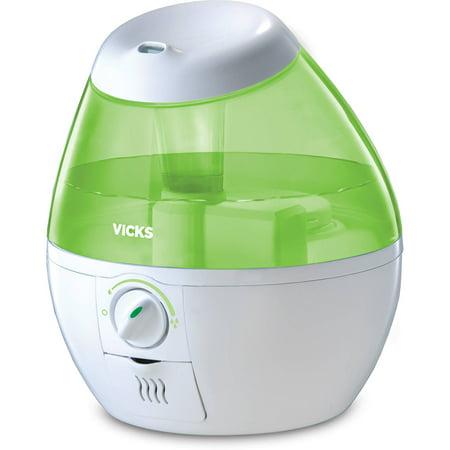 Vicks Mini Filter Free Cool Mist Humidifier - (Best Cold Mist Humidifier)