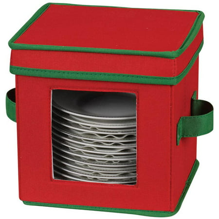 Household Essentials Holiday Saucer Chest
