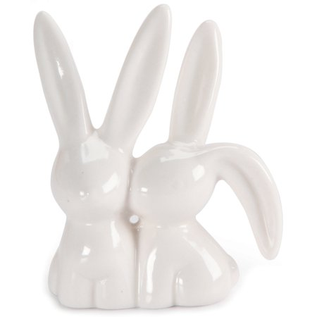 White Rabbit Ring Holder