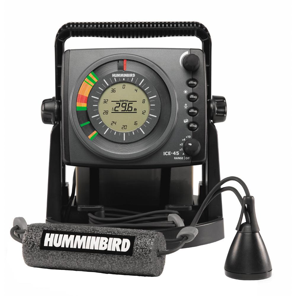HUMMINBIRD ICE 45 ICE FISHING FLASHER 1800 WATTS by Humminbird