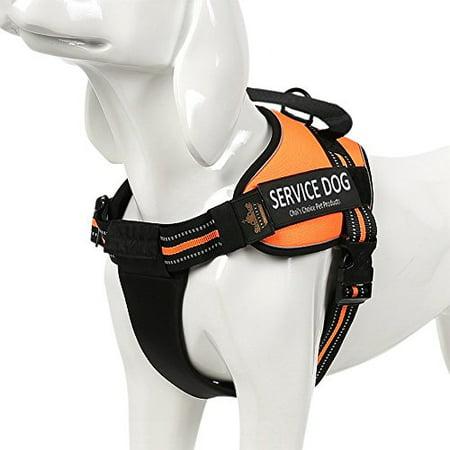 Service Dog Vest Harness - Chai's Choice Best