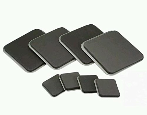 Nice 8pc Magic Moving Sliders Furniture Pad Protectors Sliders Floor Wood Carpet  Move, Make Moving Heavy