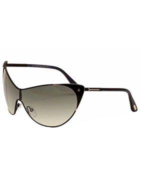 b9d804d04f213 Product Image Tom Ford Women s FT0364 01B Vanda Sunglasses