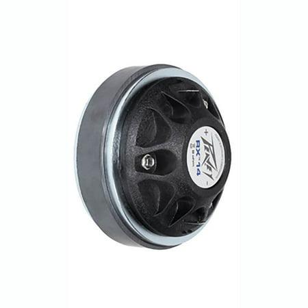 Peavey RX14 Titanium High Frequency Tweeter Audio Compression Stereo Driver Titanium Silver Finish Audio