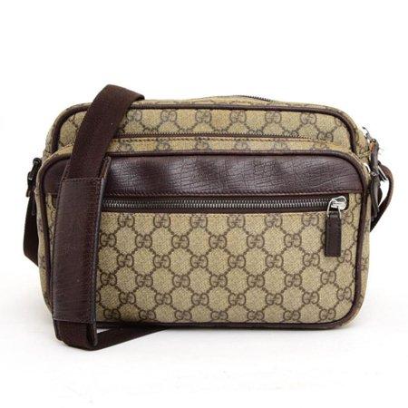 Gucci Supreme GG Monogram Camera Bag 232187