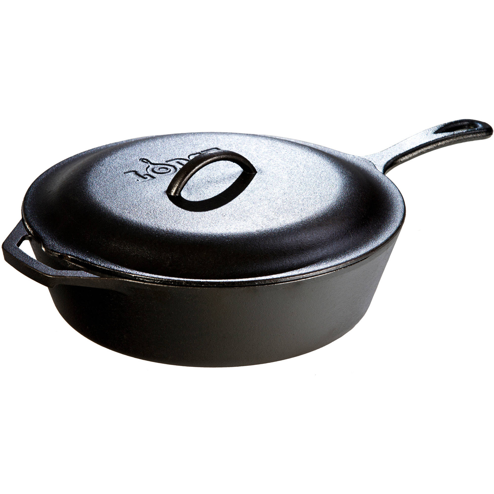 Lodge color enamel and cast iron quot square grill pan
