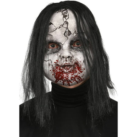 Terror Tot Mask Adult Halloween Accessory - Halloween De Terror