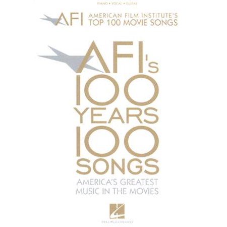 American Film Institute's Top 100 Movie Songs : AFI's 100 Years 100 Songs - Afi Halloween Song