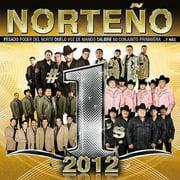 NORTENO #1'S 2012-V/A