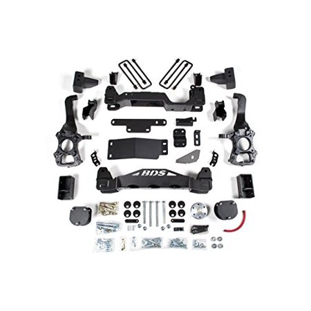 BDS 1511H 2010-13 Ford F150 Raptor 4in System Suspension Kit Ford Suspension System