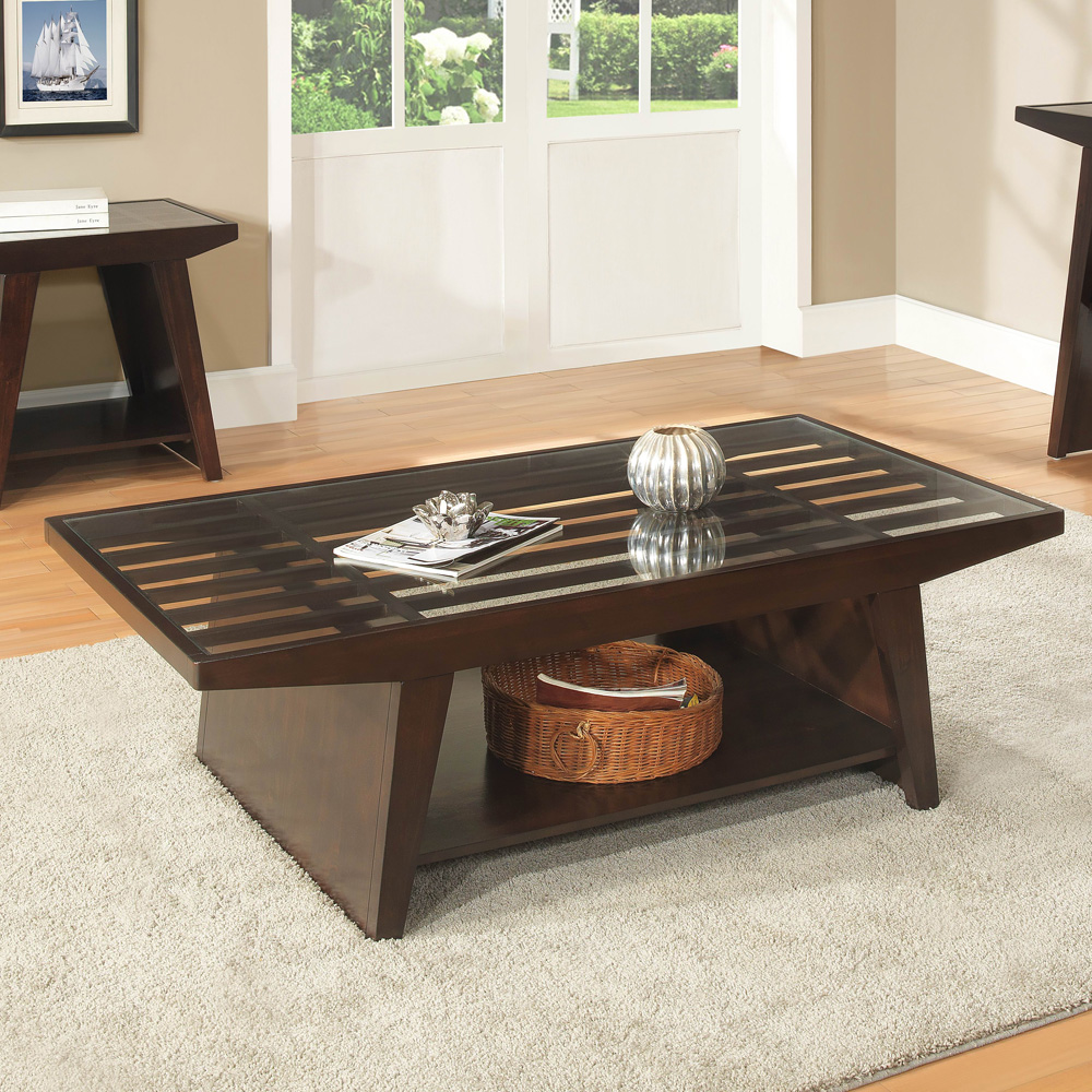 Woodhaven Hill Cullum Coffee Table