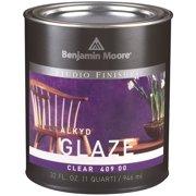 Benjamin Moore Studio Finishes Alkyd Glaze Low Lustre 409-00 Quart 32oz