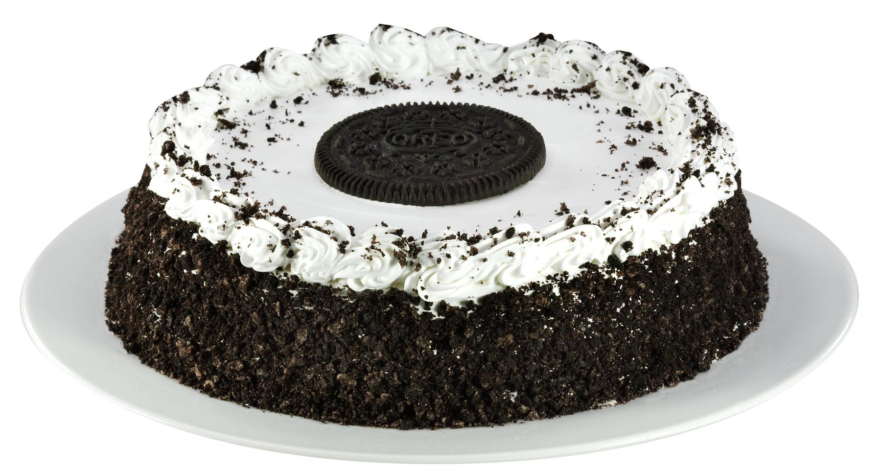 Oreo Premium Ice Cream Cake Made With Cookies And Vanilla 46 Oz
