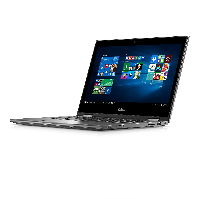 "Dell Inspiron 13 5000 13.3"" 2-in-1 Notebook - Intel Core i5 (8th Gen) i5-8250U Quad-core (4 Core) 1.6GHz - 8GB DDR4 SDRAM - 1TB HDD - Windows 10 Pro"