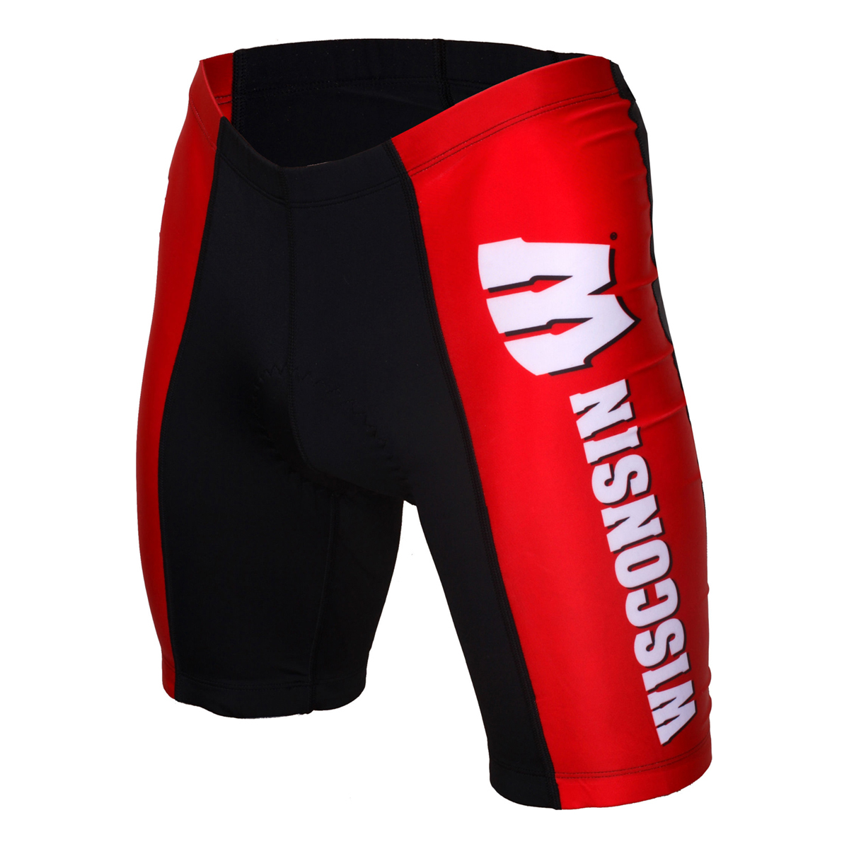 University of Wisconsin Cycling Shorts