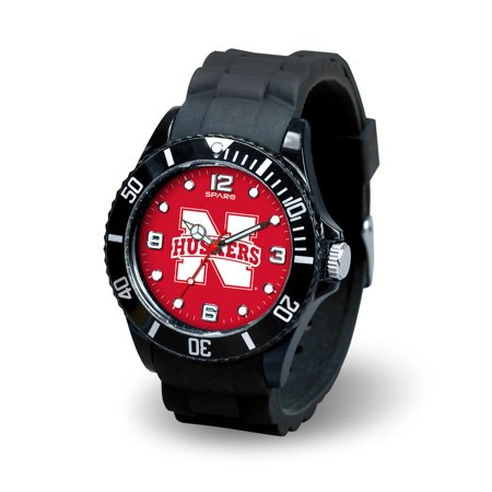 Nebraska Cornhuskers Mens Sports Watch   Spirit By Rico Industries