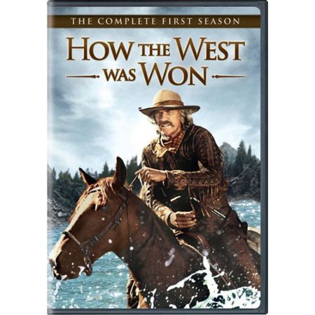 HOW THE WEST WAS WON-COMPLETE 1ST SEASON (DVD/2 DISC/FF/SP-FR SUB) (DVD)