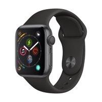 Deals on Apple Watch Series 4 GPS 40mm Silver Aluminum Case Refurb