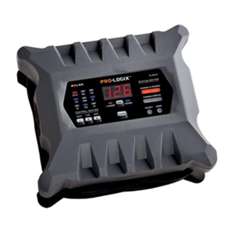 Clore Automotive Sipl2510 6-12V 10-6-2 Amp Intelligent Battery Charger