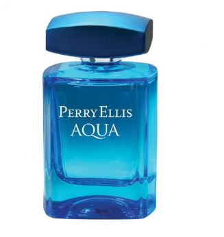 Perry Ellis Aqua Eau de Toilette Spray, 3.4 Fl Oz