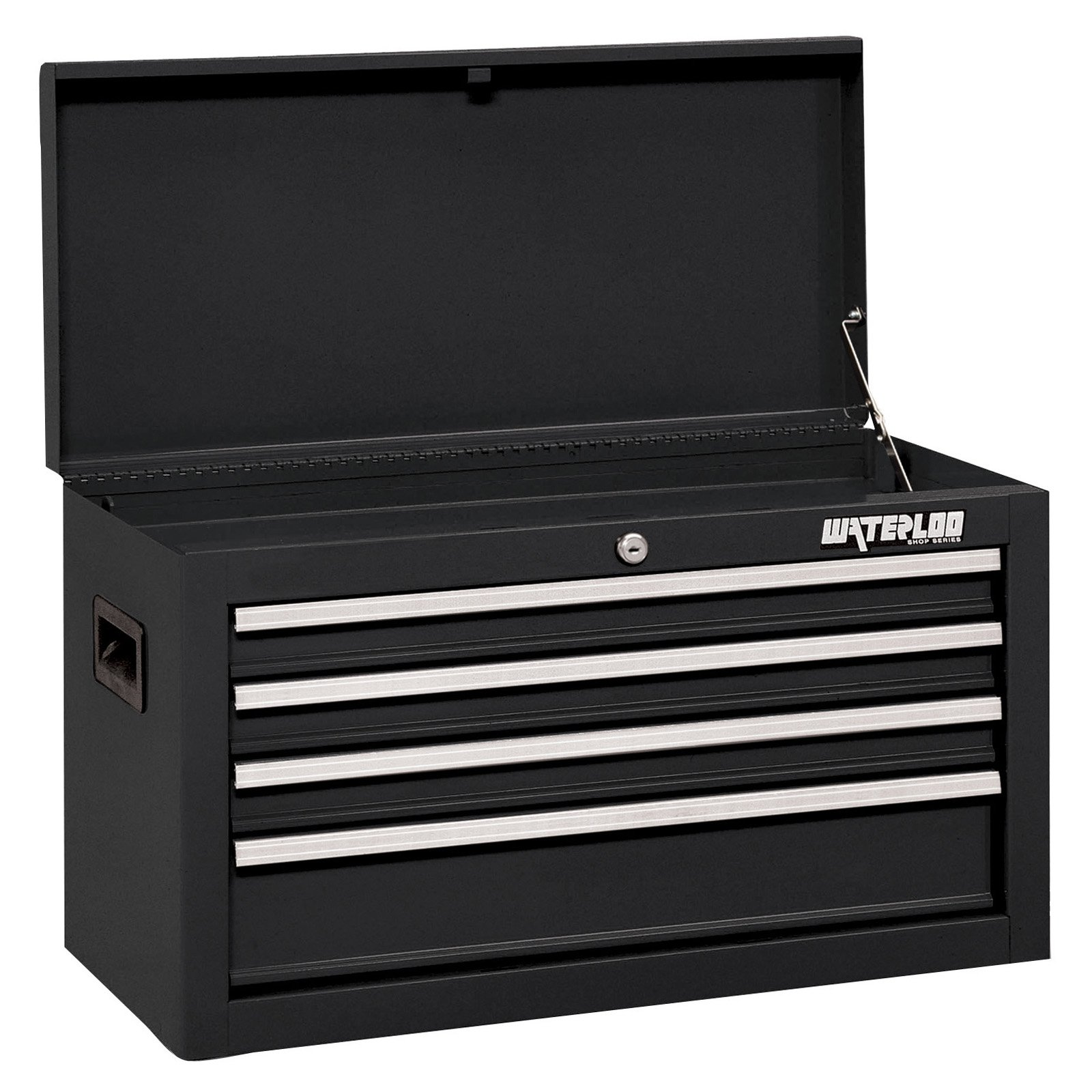 "26"" Black 4-Drawer Tool Chest"