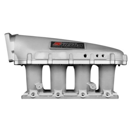 Skunk2 Ultra Series K Series Race Intake Manifold K20a K20a2 K20z1 K24a K24a2- 3.5L Silver (Best K Series Intake Manifold)