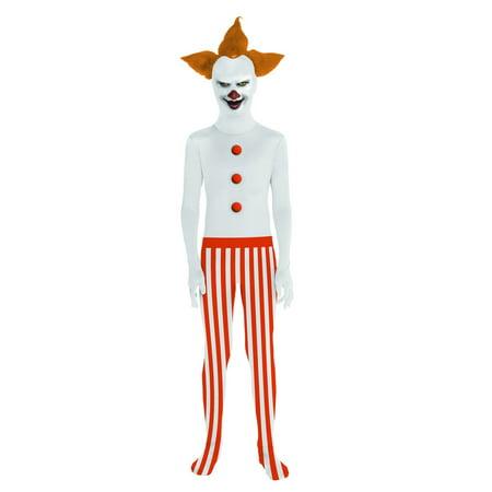 Celebrities Dress Up For Halloween 2019 (Boy Clown Monster Bodysuit Extra Large Halloween Dress Up / Role Play)