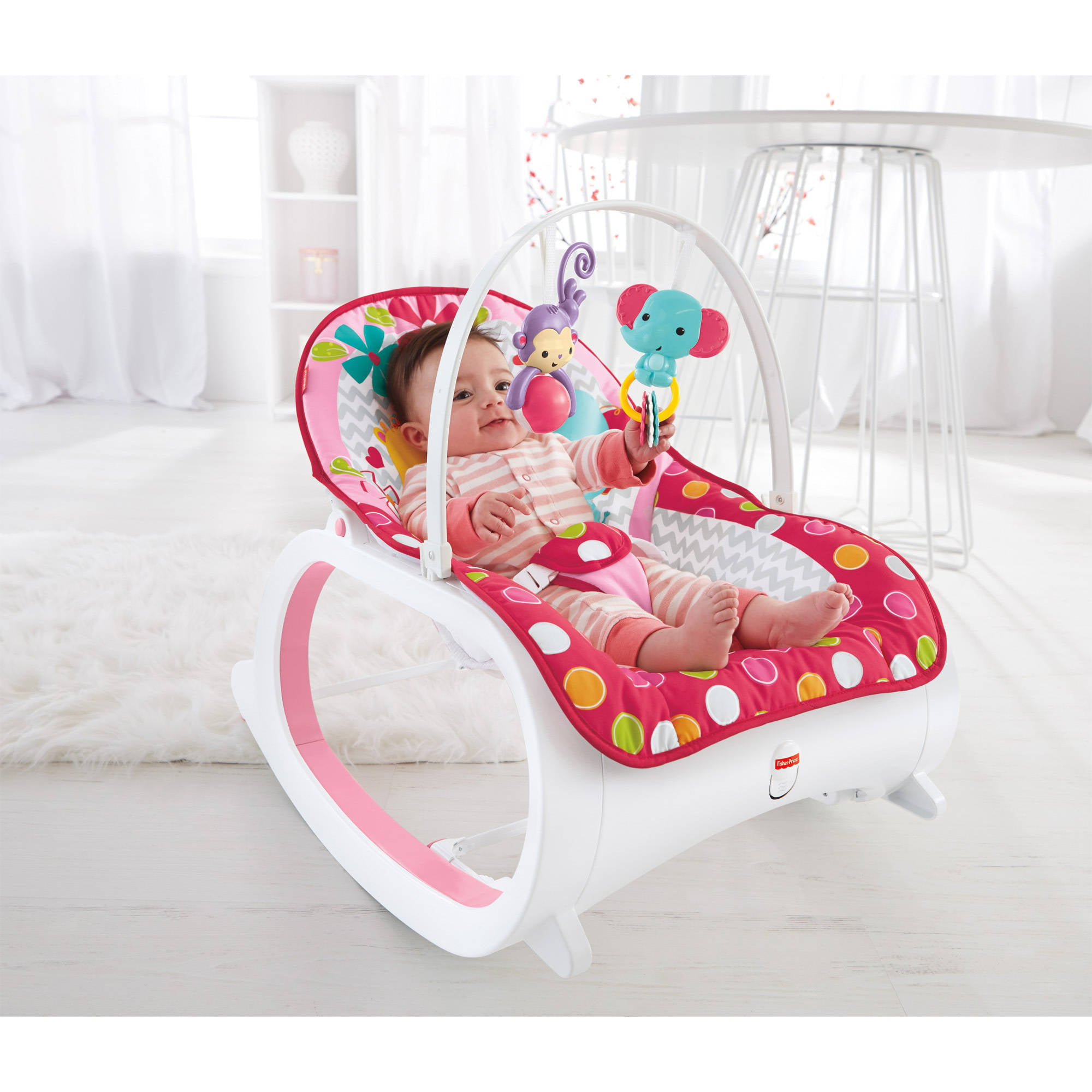 8ae3196f7 Fisher-Price Infant-To-Toddler Rocker - Walmart.com