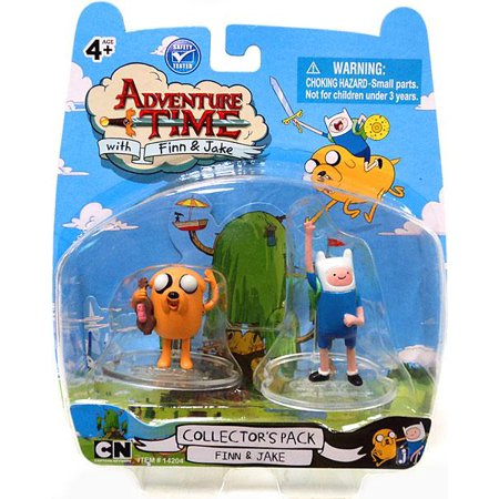 Adventure Time Collector's Pack Finn & Jake 2
