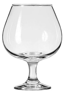 Libbey Glassware 3709 Embassy Brandy Glass, 22 oz. (Pack of 12) by