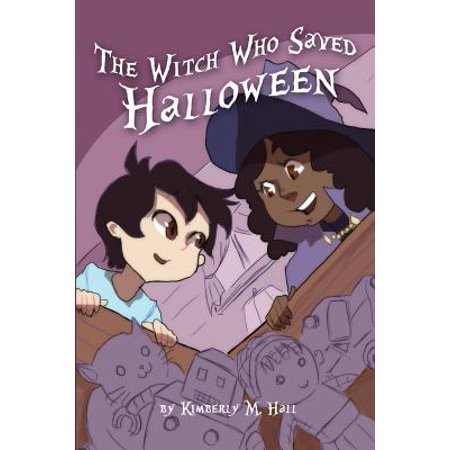 The Witch Who Saved Halloween (Paperback) (Ernest Saves Halloween)