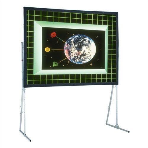 ****DELETE Flexible Matte White 112'' H x 196'' W Portable Projection Screen