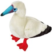 Lelly National Geographic Plush, Red-Footed Boobies by Venturelli