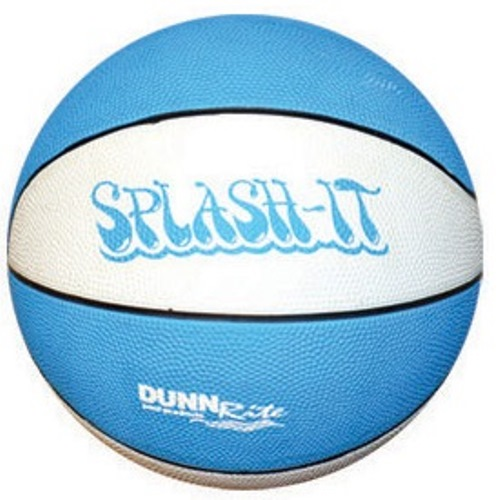 Dunnrite Clear Hoop Junior Mid-sized Pool Basketball