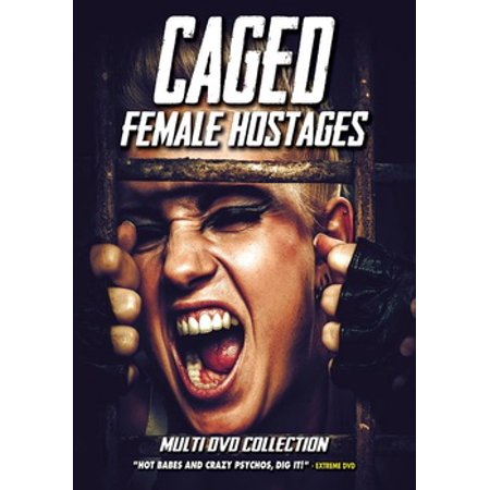 Caged: Female Hostages (DVD) - Female Horror Characters