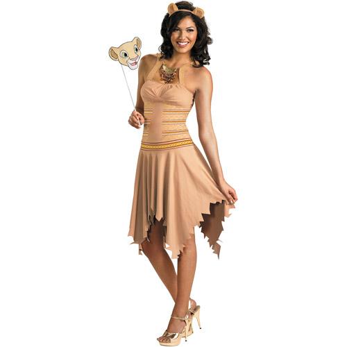 Lion King Sassy Nala Adult Halloween Costume