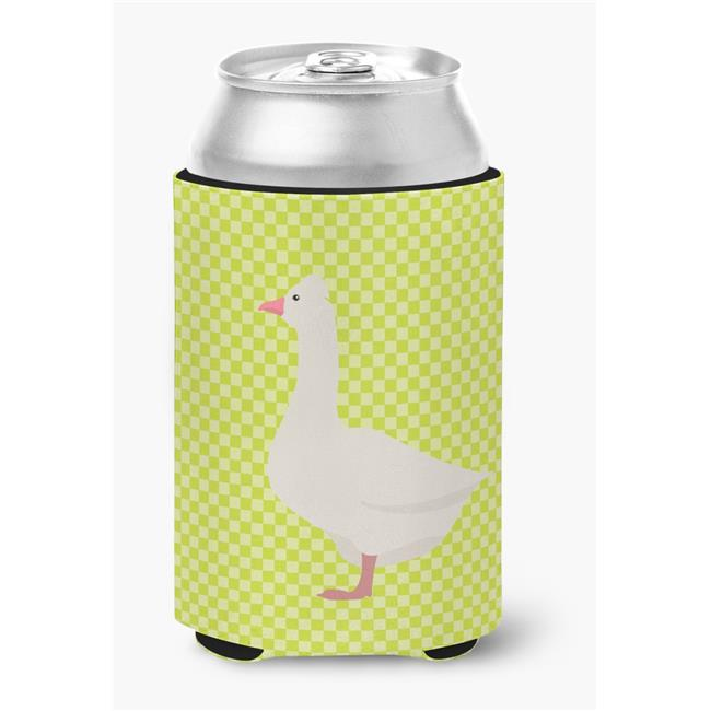Roman Goose Green Can or Bottle Hugger