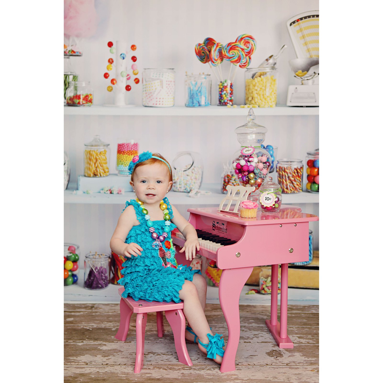 30 Key Fancy Baby Grand Walmart Com