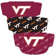 Virginia Tech Hokies WinCraft Adult Face Covering 3-Pack