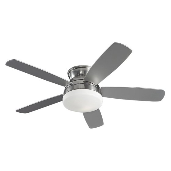 Monte Carlo 5TV52BSD Traverse 52 in. Indoor Ceiling Fan - Brushed ...