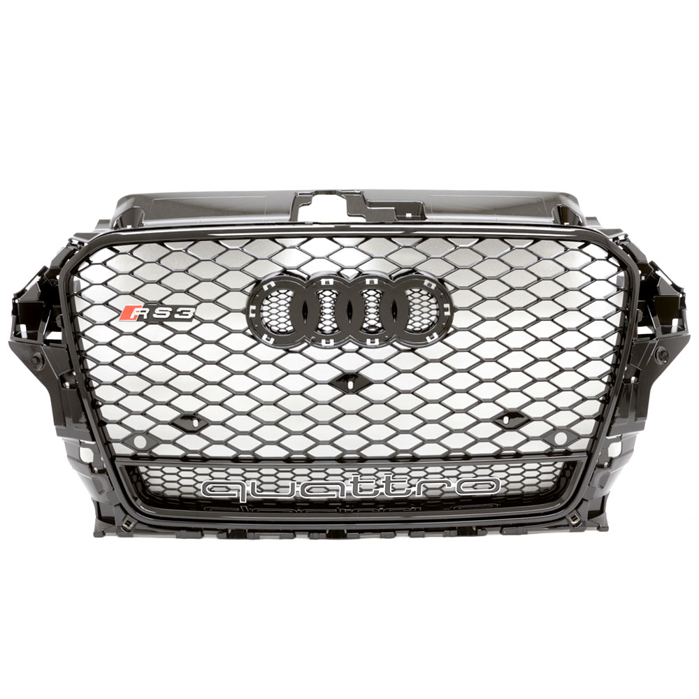 2015+ Audi A3/S3 8V RS3 Quattro Style Mesh Grille