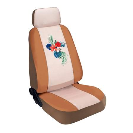 Pilot Premium Tropical Seat Cover Featuring Swarovski Crystals