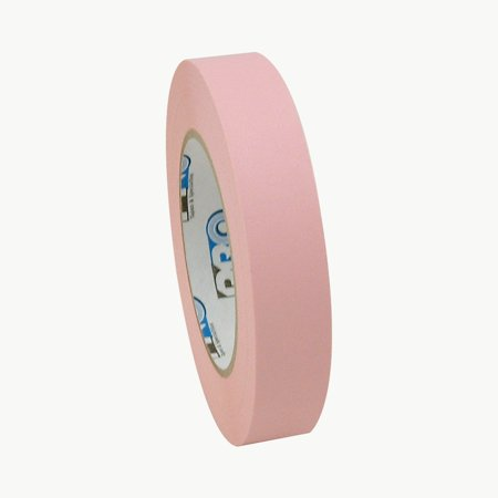 Pro Tapes PRO-46 Colored Masking Tape: 1 in. x 60 yds. (Pink)
