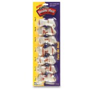 Dingo Double Meat Mini Rawhide Bones, 3.7 oz, 7 Pack